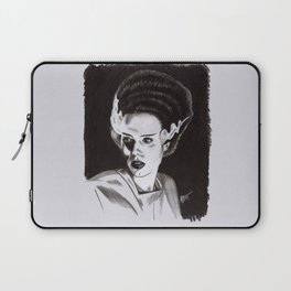 The Bride Laptop Sleeve