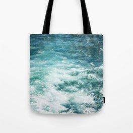 Ferrys Wake Tote Bag