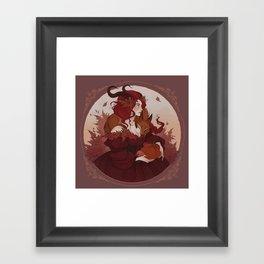 Mabon Framed Art Print