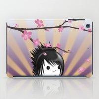 asia iPad Cases featuring Zen Cumi by Goat Games