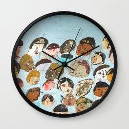 More Followers Wall Clock