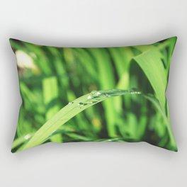 Morning Rain in Deutschland Rectangular Pillow