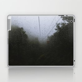 Cable Cars to the Great Wall of China Laptop & iPad Skin