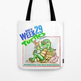 Week 29 Turtle Tote Bag