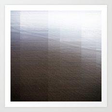 Black Sands I Art Print