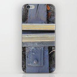 Cross roads iPhone Skin