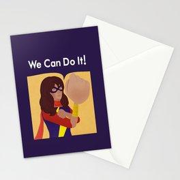 Kamala Khan Can Do It! Stationery Cards