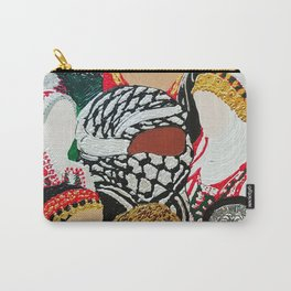 Palestinian Ladies Carry-All Pouch
