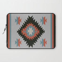 Southwestern Santa Fe Tribal Indian Pattern Laptop Sleeve