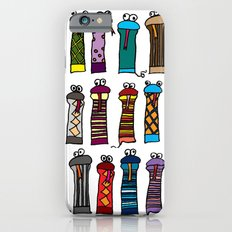 Slithery Socks iPhone 6s Slim Case