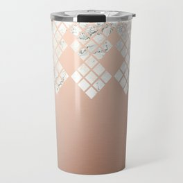 Copper & Marble 04 Travel Mug