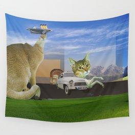 atmosphere · KatzenJammer 2 Wall Tapestry