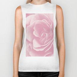 Light Pink Rose #2 #floral #art #society6 Biker Tank