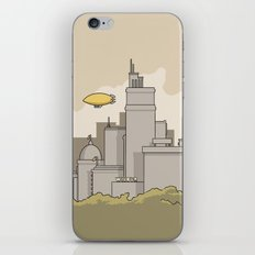 Wilbur's Big City iPhone & iPod Skin