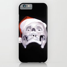 Black XMas. Bastard Son Of Santa iPhone 6s Slim Case