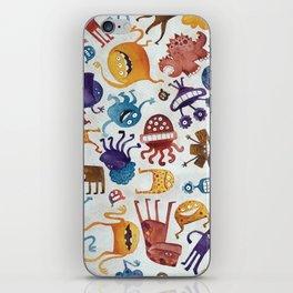 Critter Pattern 3 iPhone Skin