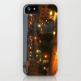 Holland, Michigan At Night iPhone Case