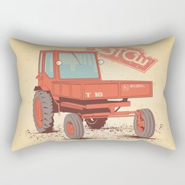 T 16 Rectangular Pillow