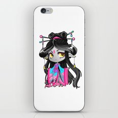 Chibi Luna iPhone & iPod Skin