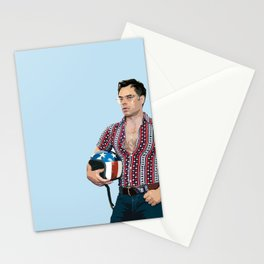 Jemaine Clement 7 Stationery Cards