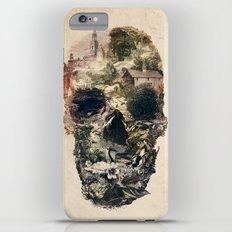 Skull Town iPhone 6s Plus Slim Case