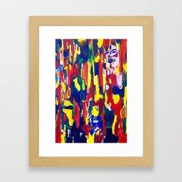 Ascend, Decend Framed Art Print