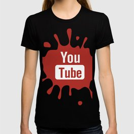 youtube youtuber - best designf or YouTube lover T-shirt