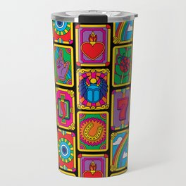 Good Luck Charms Travel Mug