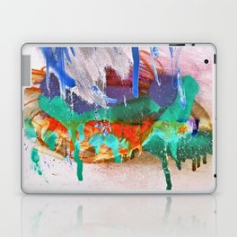 Grunge Abstract Watercolour 2 Laptop & iPad Skin