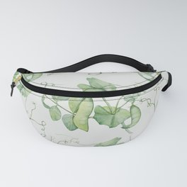 Floating Peas Fanny Pack