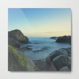 Milky Ocean II Metal Print