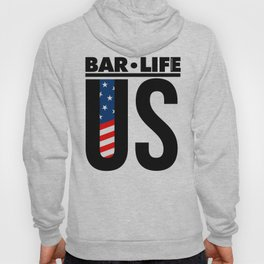 United States Bar•Life Hoody