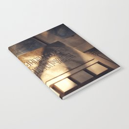 Forest Hill 3 Notebook