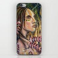 phoenix iPhone & iPod Skins featuring phoenix by Beth Jorgensen