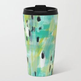 Paint Splash 2 Travel Mug