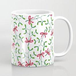 Meet me under the Mistletoe Coffee Mug