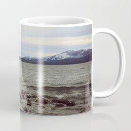 Looking at the lake Coffee Mug