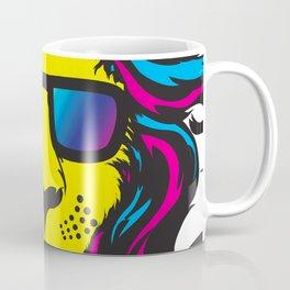 Leo CMYK Coffee Mug