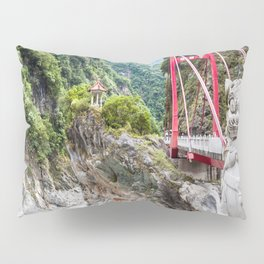 Frog Rock Pillow Sham
