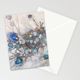 Then The Blossoms Came Stationery Cards