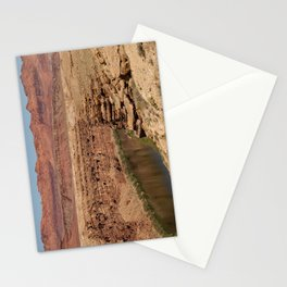 Colorado_River - Marble_Canyon II, Arizona Stationery Cards
