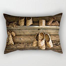 Bast Shoes For Sale Rectangular Pillow