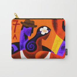 Merengue Carry-All Pouch