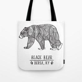 Black Bear - Berea KY Tote Bag