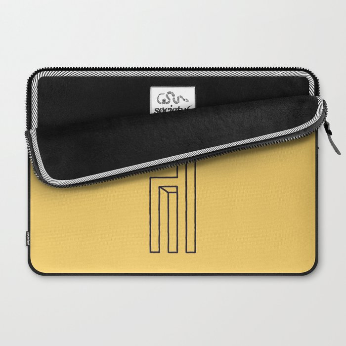 Impossibly tall Laptop Sleeve