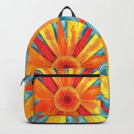 Summer Sunburst Backpack
