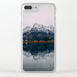 Nature Reflects Clear iPhone Case