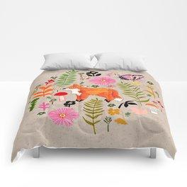 Woodland Fox Comforters