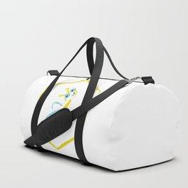 Busy bee Duffle Bag
