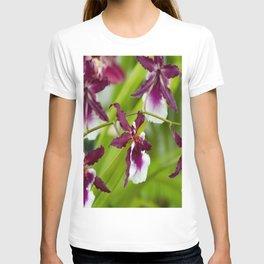 Oncidium Orchids T-shirt